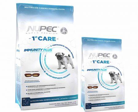 ¿Qué es NUPEC 1st CARE?